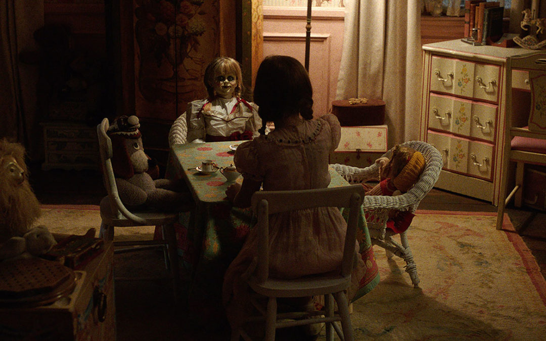 Weekend Box Office: 'Annabelle: Creation' Scares Off August Blues With $35M