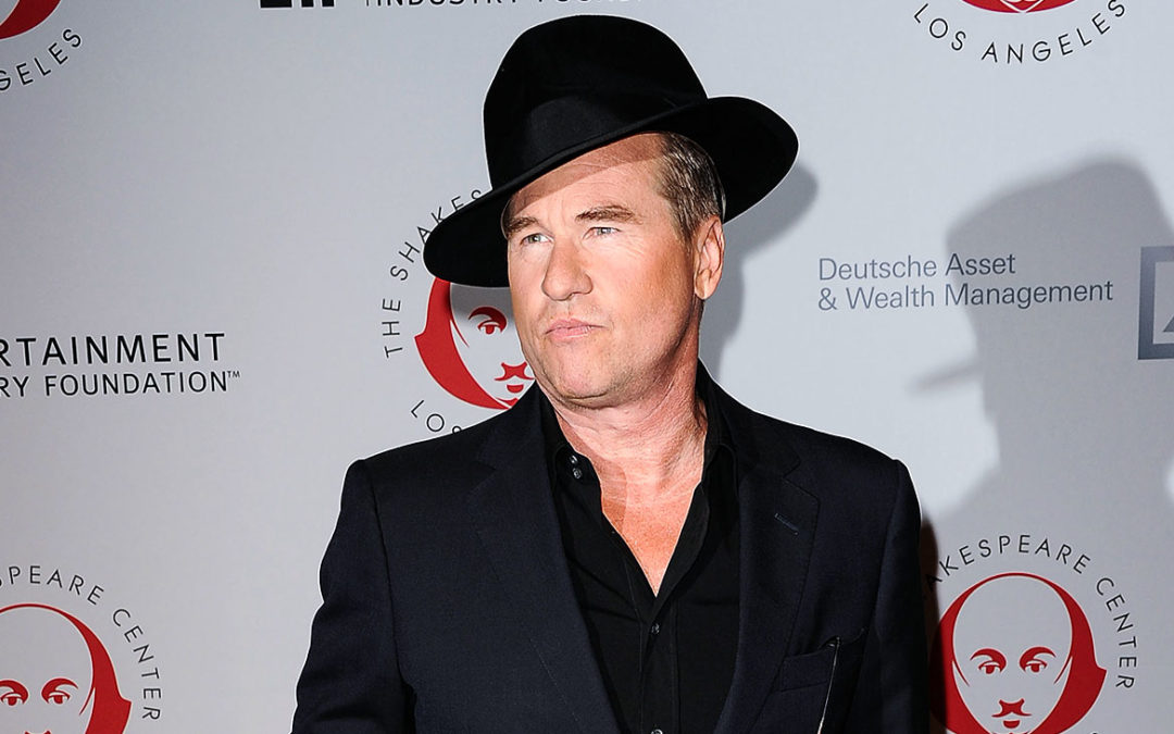 Val Kilmer Visits Fans in Tombstone for Old West Celebration