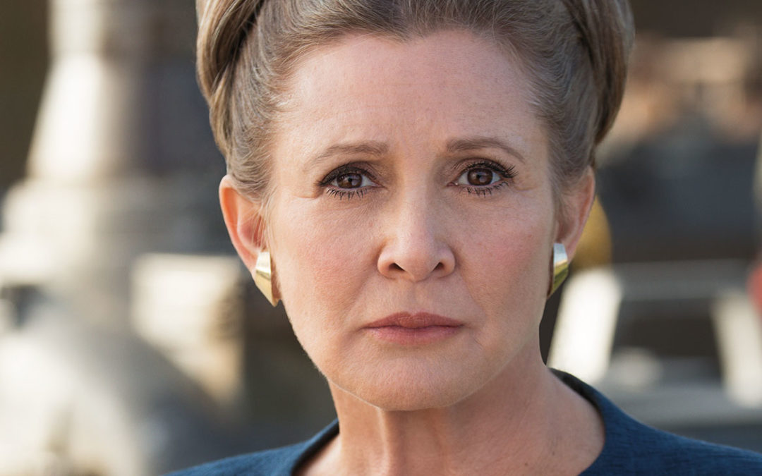 "Leia's 'Last Jedi' Sendoff Will Have ""Deeper Meaning,"" Says John Boyega"