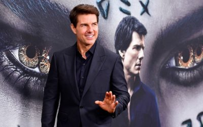 Tom Cruise Apparently Injured in 'Mission: Impossible 6' Stunt